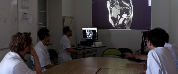 Centre du périnée et de l'incontinence - réunion pluridisciplinaire