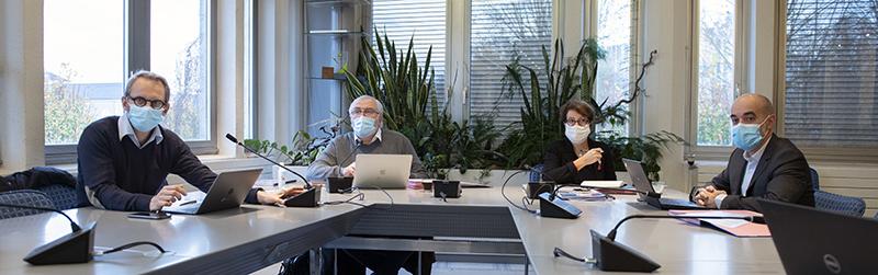 Commission Médicale d'Etablissement