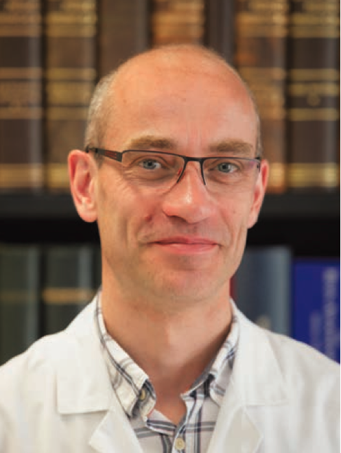 Fabrice Prunier chercheur