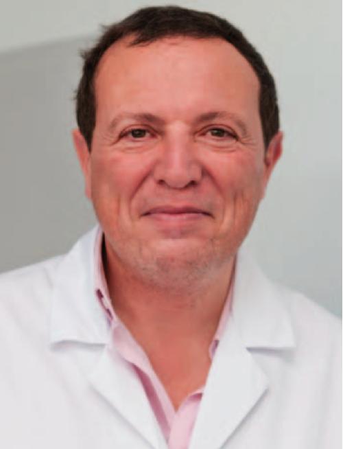 Pierre Abraham chercheur