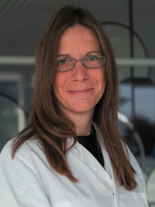 Marie Briet chercheur