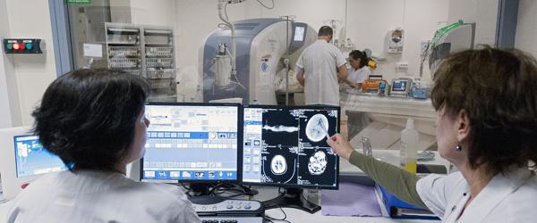 Urgences adultes scanner